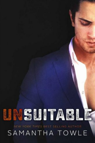 Cover Reveal: Unsuitable by Samantha Towle