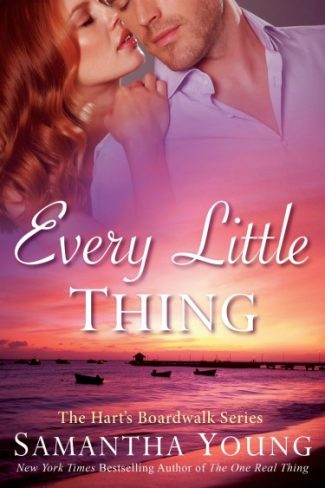Cover Reveal: Every Little Thing (Hart's Boardwalk #2) by Samantha Young