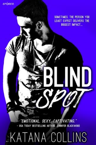 Release Day Blitz + Giveaway: Blind Spot by Katana Collins