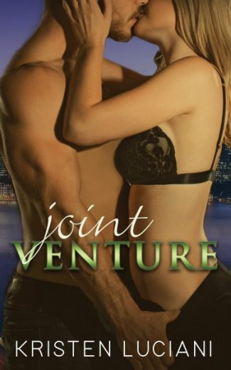 Cover Reveal: Joint Venture (Venture #4) by Kristen Luciani