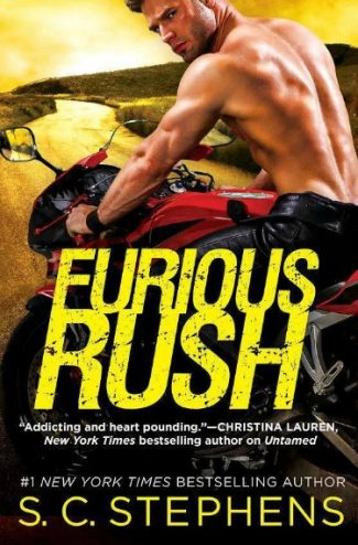 Excerpt Reveal + Giveaway: Furious Rush by SC Stephens