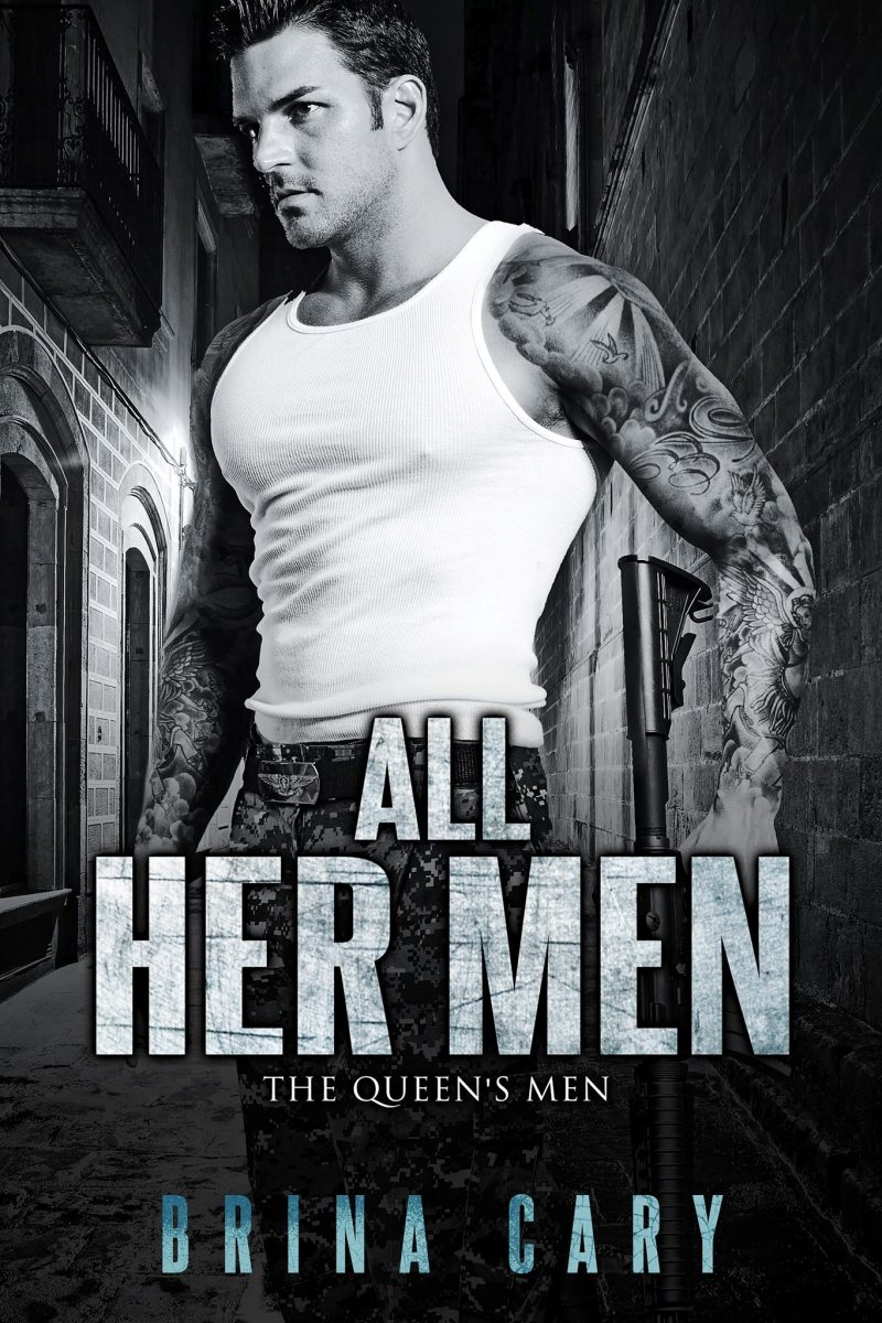 All Her Men Ebook Cover