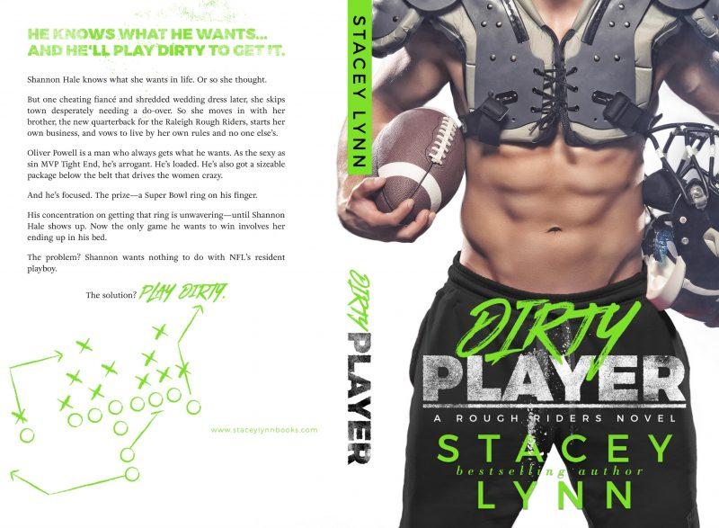 Dirty Player Full Wrap