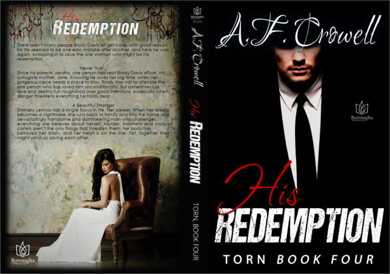 His Redemption Full Wrap