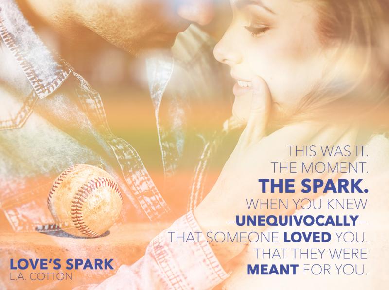 Love's Spark Teaser