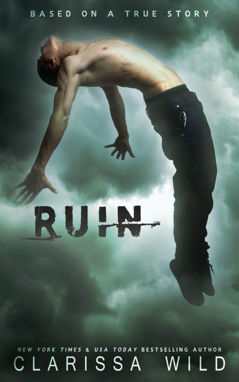 Ruin Ebook Cover