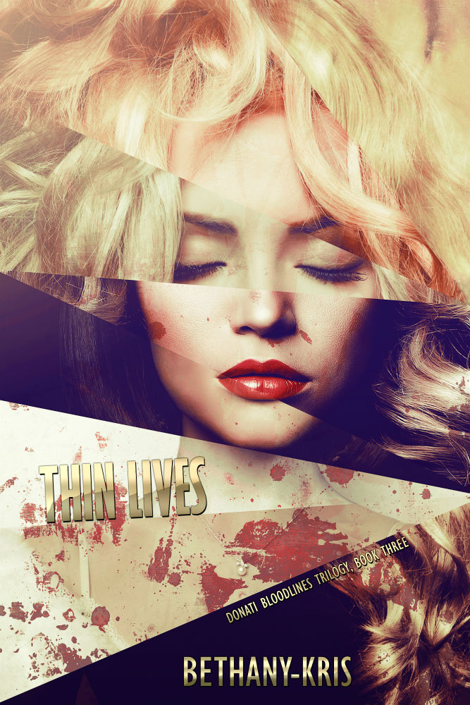 THIN LIVES COVER