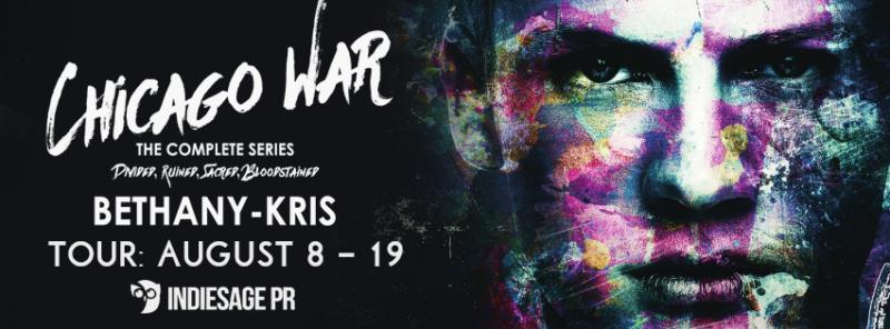 The Chicago War Series Tour Banner