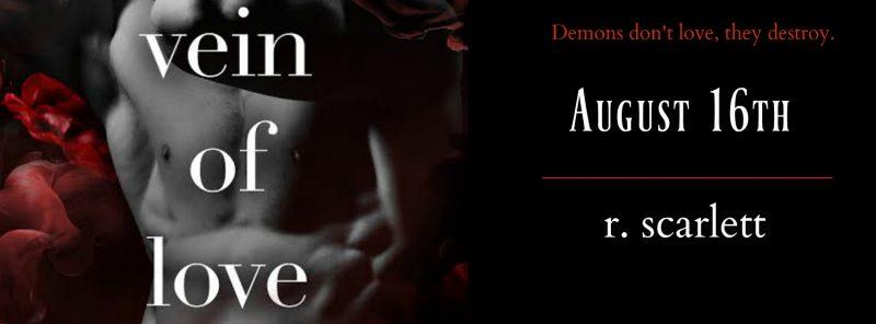Vein of love pre release banner