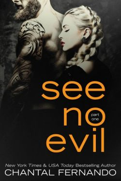 Cover Reveal: See No Evil: Part One by Chantal Fernando