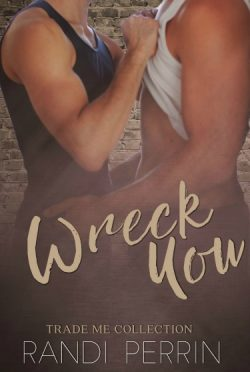 Release Day Blitz: Wreck You (Trade Me #1) by Randi Perrin