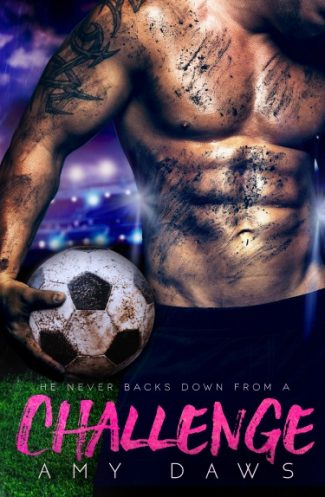 Cover Reveal: Challenge by Amy Daws