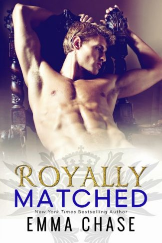 Cover Reveal: Royally Matched (Royally #2) by Emma Chase