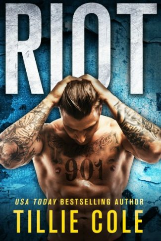 Cover Reveal: Riot (Scarred Souls #4) by Tillie Cole