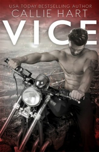 Cover Reveal: Vice by Callie Hart