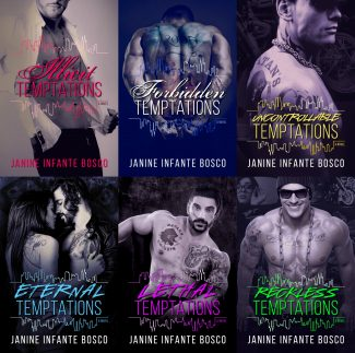 Series Sale Blitz + Giveaway: Tempted series by Janine Infante Bosco