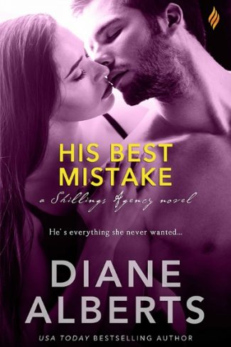 Release Day Blitz + Giveaway: His Best Mistake (Shillings Agency #6) by Diane Alberts