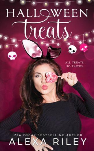 Cover Reveal: Halloween Treats by Alexa Riley