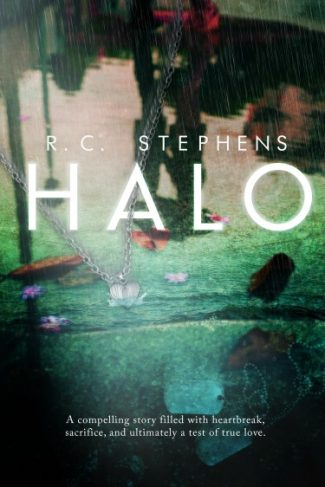 Cover Reveal: Halo by RC Stephens