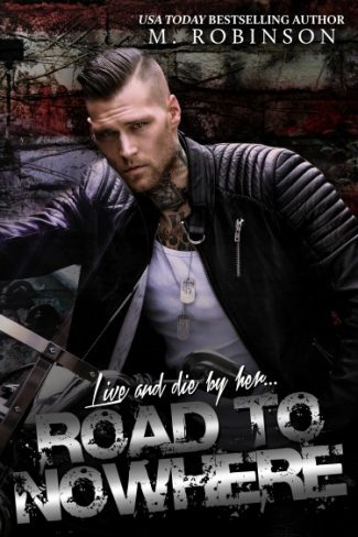 Cover Reveal + Giveaway: Road to Nowhere by M Robinson