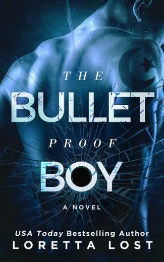 Cover Reveal: The Bulletproof Boy (Sophie Shields #2) by Loretta Lost