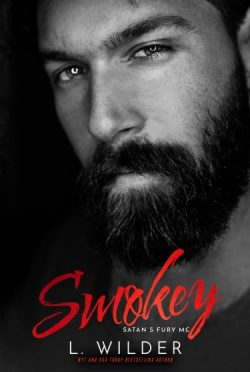 Cover Reveal + Giveaway: Smokey (Satan's Fury MC #5) by L Wilder