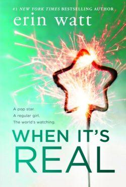 Cover Reveal: When It's Real by Erin Watt