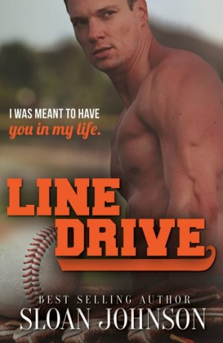 Cover Reveal: Line Drive (Homeruns #6) by Sloan Johnson