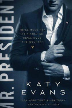 Cover Reveal: Mr President by Katy Evans