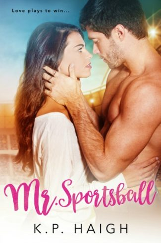 Cover Reveal + Giveaway: Mr Sportsball by KP Haigh