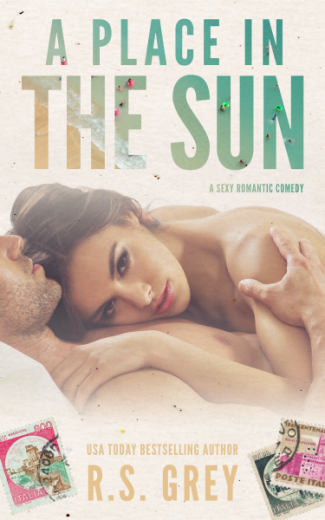 Cover Reveal: A Place in the Sun by RS Grey