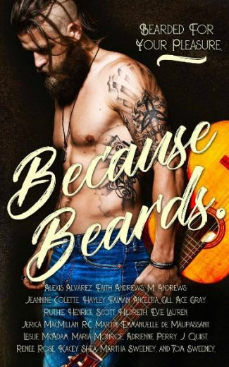 Cover Reveal: Because Beards Anthology
