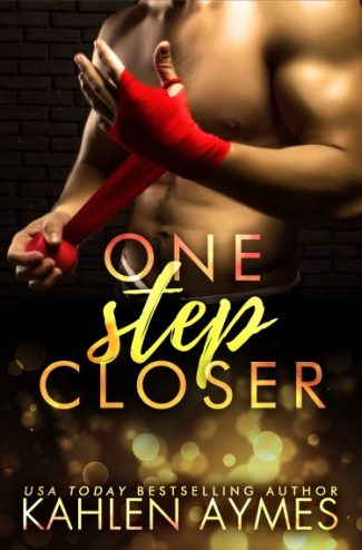Cover Reveal + Giveaway: One Step Closer by Kahlen Aymes
