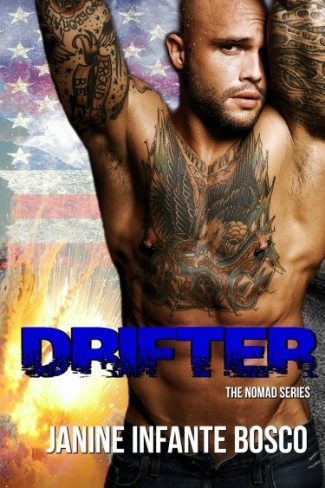 Cover Reveal + Giveaway: Drifter (Nomad #1) by Janine Infante Bosco
