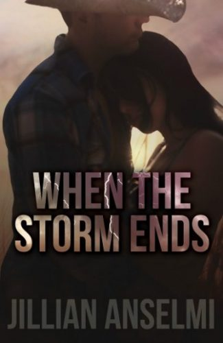 Release Day Blitz + Giveaway: When the Storm Ends by Jillian Anselmi