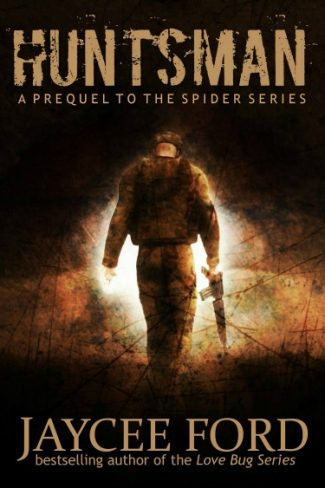 Cover Reveal: Huntsman (Spider #0.5) by Jaycee Ford