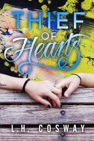 Release Day Blitz + Giveaway: Thief of Hearts (Hearts #5) by LH Cosway