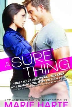 Release Day Blitz + Giveaway: A Sure Thing (The Donnigans #1) by Marie Harte