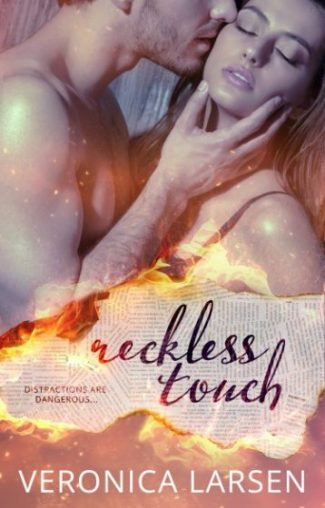 Pre-Order Blitz: Reckless Touch by Veronica Larsen
