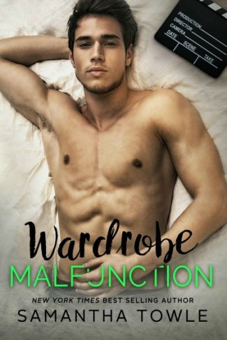 Cover Reveal: Wardrobe Malfunction by Samantha Towle