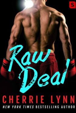 Cover Reveal: Raw Deal (Larson Brothers #1) by Cherrie Lynn
