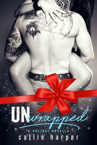 Cover Reveal: Unwrapped (Beg For It #5.5) by Callie Harper