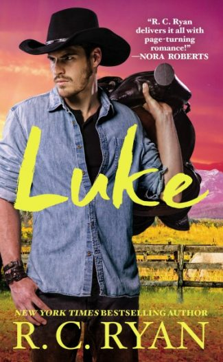 Release Day Blitz & Giveaway: Luke (The Malloys of Montana #2) by RC Ryan