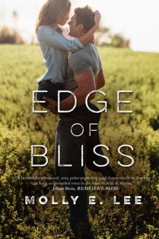 Cover Reveal & Giveaway: Edge of Bliss (Love on the Edge #4) by Molly E Lee