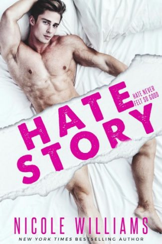 Cover Reveal: Hate Story by Nicole Williams