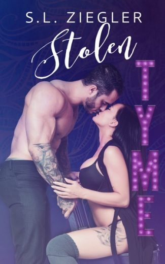 Cover Reveal: Stolen Tyme by SL Ziegler