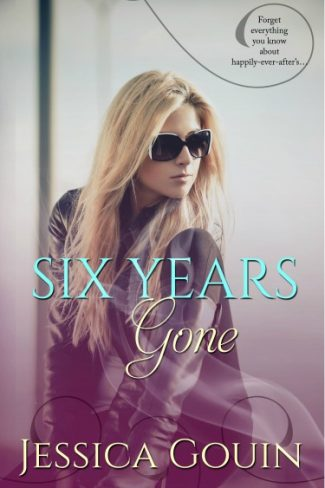 Release Day Blitz & Giveaway: Six Years Gone (Gone #1) by Jessica Gouin