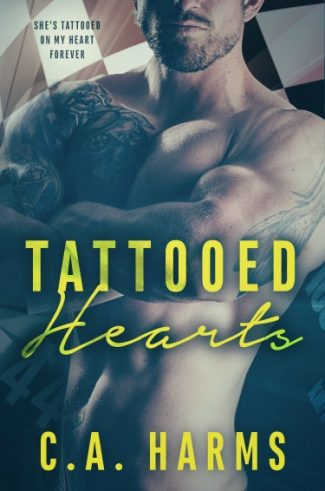 Release Day Blitz: Tattooed Hearts by CA Harms