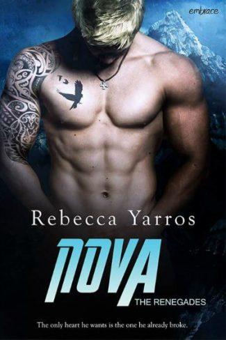 Cover Reveal: Nova (The Renegades #2) by Rebecca Yarros