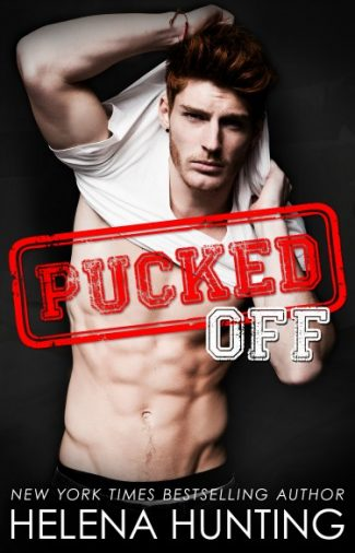 Cover Reveal: Pucked Off (Pucked #5) by Helena Hunting